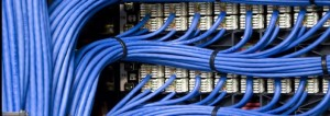 CAT5e and CAT6 Structured Data Cabling