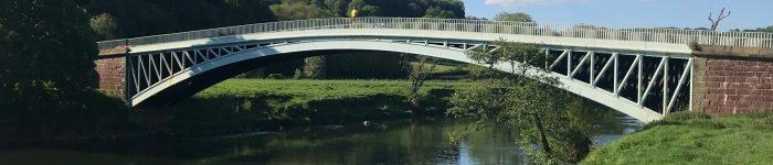 Bigsweir Bridge, Monmouth